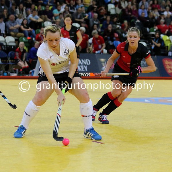 Copper Box Arena, London, 28th January 2018 - Jaffa Super 6s Hockey Finals