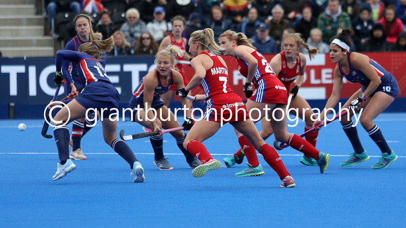 Women's FIH Pro League 2019 - London