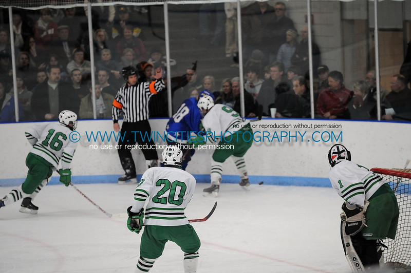 """<font size=""""3"""" face=""""Verdana"""" font color=""""white"""">Edina High School Hockey</font> <font size=""""3"""" face=""""Verdana"""" font color=""""#5CB3FF""""> Photos of the Edina High School hockey team playing Academy of Holy Angels at the Bloomington Ice Garden on Saturday February 23, 2008.</font> <br> <font size = """"1"""" font color = """"gray"""">Click on photo to see larger size.</font>"""