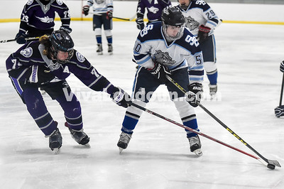 Ice Hockey: Battlefield vs Stone Bridge 2.23.2018