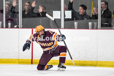 Ice Hockey: Stone Bridge vs Broad Run 2.26.2018