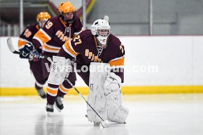Ice Hockey: Stone Bridge vs Broad Run 2.9.2018