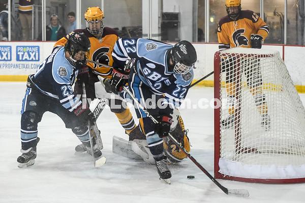 Ice Hockey - Stone Bridge vs Broad Run NVHS Championship 3.3.2017 (by Mike Walgren)