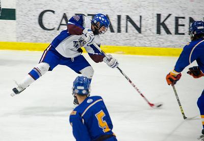Lunenburg/Ayer-Shirley hockey 2-10-16