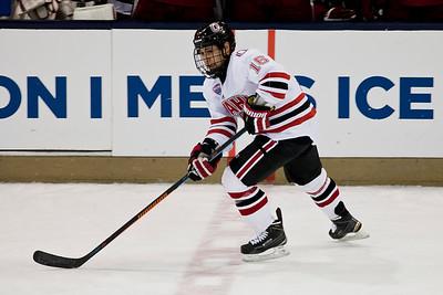 Austin Ortega  NCAA Midwest Hockey Regional vs. Harvard