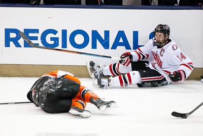 Dominic Zombo  NCAA Midwest Hockey Regional vs. RIT