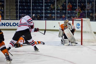 Luke Nogard  NCAA Midwest Hockey Regional vs. RIT