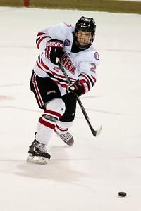 Brian Cooper  NCAA Midwest Hockey Regional vs. RIT