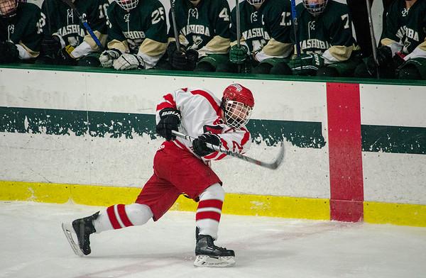 Nashoba hockey defeats FHS/MT 6-0