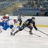Ontario Junior Hockey League game between Buffalo Junior Sabres and Kingston Voyageurs