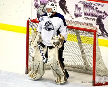 Ogden Mustangs Hockey Face Off Against Idaho Jr. Steelheads