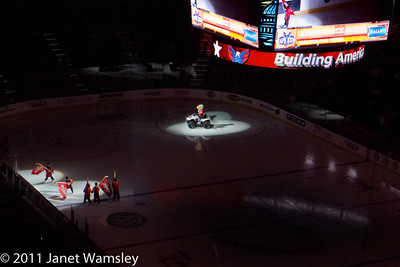 Panthers game 2-7-2012