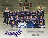 RRoyals PeeWee A Purple 01-21-13 :
