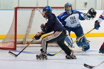 Roller Hockey 1-17-09