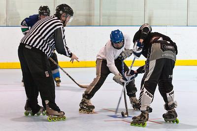 Roller Hockey 3-12-09