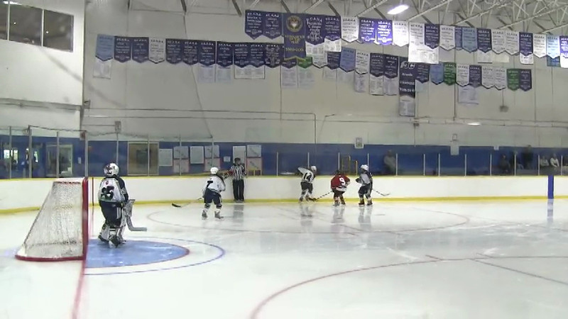Seafair Tournament Game 5, 3rd period vs Seattle SnoKings Part 1