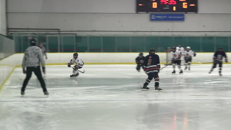 Seafair Tournament Game 3, 1st period vs Surrey