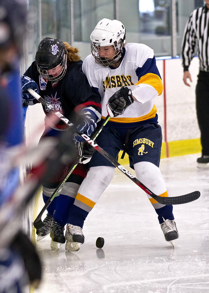 Simsbury JV vs Northern Lights  2-11-12