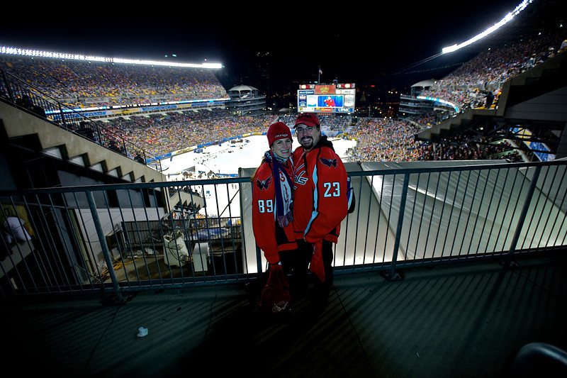 Winter Classic in Pittsburgh