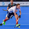 Hockey Champions Trophy 2016 Mens Final at Olympic Park on 17 June 2016. London, England
