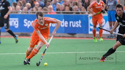 21-06-2016: Hockey: Nederland v Nieuw Zeeland: Assen  See van Ass from the Netherlands  Copyright Orange Pictures / Andy Astfalck