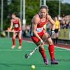 10-06-2016: Hockey: Nederland v USA: Hilversum<br /> <br /> Kathleen Sharkey from the USA<br /> <br /> Copyright Orange Pictures / Andy Astfalck
