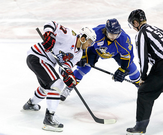 Hogs vs Rivermen 11 21 12
