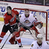 Icehogs vs. Heat