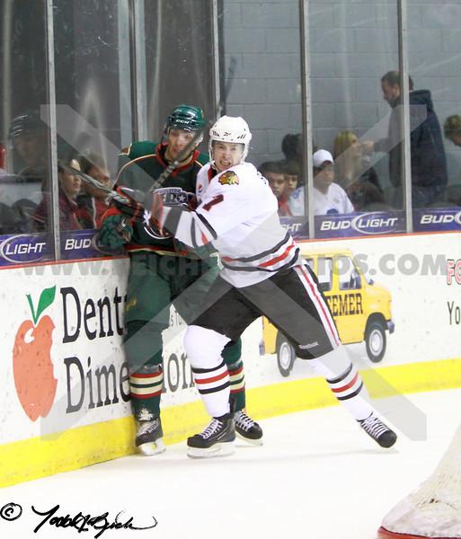 Icehogs vs. Aeros 01.13.2010