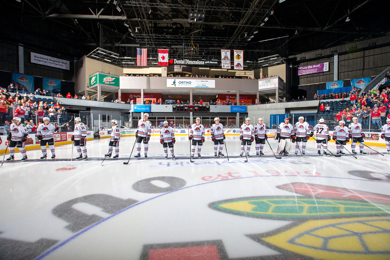 IMAGE: https://photos.smugmug.com/Sports/HockeyPhotos/IceHogs-2017-2018/10-14-17-IceHogs-vs-Wild/i-sP3BBmv/0/64207e4e/X2/CC6Q3471_0097-X2.jpg