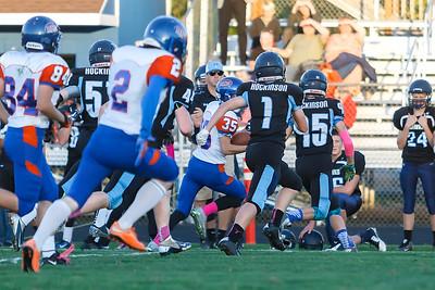 HHS JV FB vs Ridgefield 10-13-2015