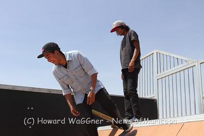 Hohokam Skate Part 5-17-2014