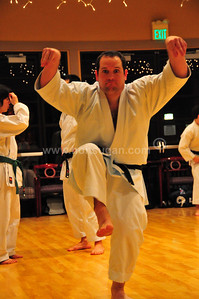 Eric demo-ed his secret kata. Hoitsugan Seminar III, March 12-16, 2008   For the third time, over a dozen instructors, all of whom lived and trained in Japan, will come together to teach as a collective unit. This event will involve 15 instructors teaching a total of 47 seminars over a 5-day period. Many of the instructors trained directly with Nakayama Sensei prior to his passing in 1987. Most of these instructors lived in Japan for many years and have gained experiences that may be invaluable to your own training. The Hoitsugan Seminars have set a new standard of excellence for seminars. Silicon Valley, Northern California, USA