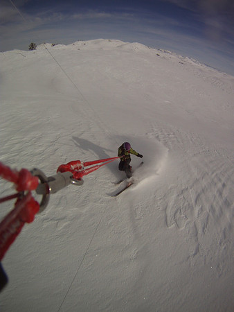 Holiday Snowkite Tour