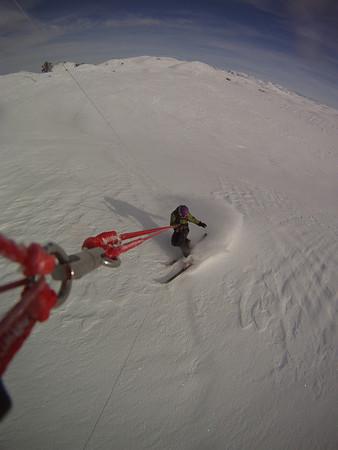 Holiday Snowkite Tour