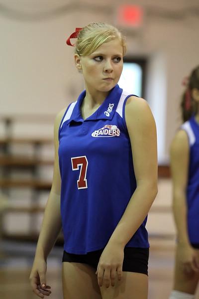 HHA Raider JV Volleyball 82709