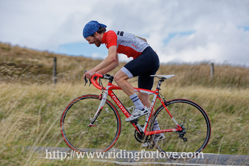 Holme Valley Wheelers Holme Moss HC 12 Oct 2019