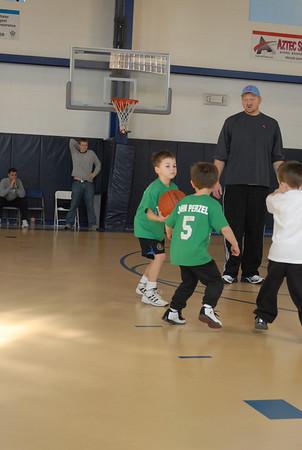 Holy Terrors Basketball 2, 2009