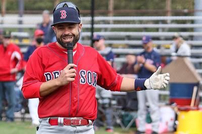 Brantford Red Sox Alumni Home Run For Hospice 2020