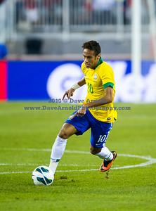 Neymar (Brazil - 10)