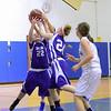Homer 7th Grade Girls Basketball. Cortland at Homer.