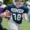 Homer Jr Tackle vs Dryden 10/1/16   jasonrarnold.com