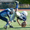 Homer Youth Football Jr Tackle vs Moravia