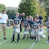 Homer Youth Football vs Southern Hills