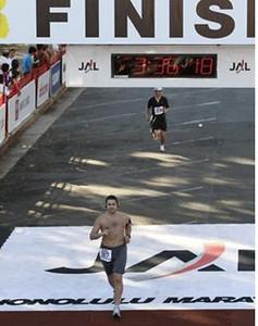 Honolulu Marathon 2010