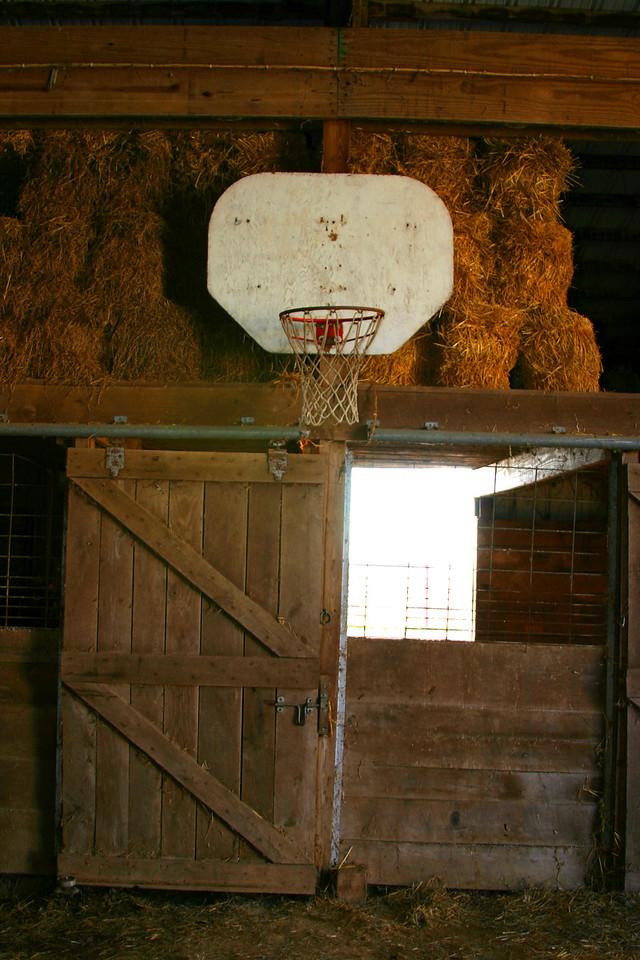 Pete Pratt farm in Fulton County, Indiana.