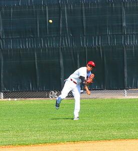 Hoover Baseball 3/14/13
