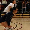 HIUWVB vs Westmont (Match 1) : HIU 1 - WC 3 October 4, 2008