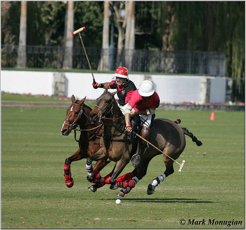 Horse And Rider/Sports Fun/Polo