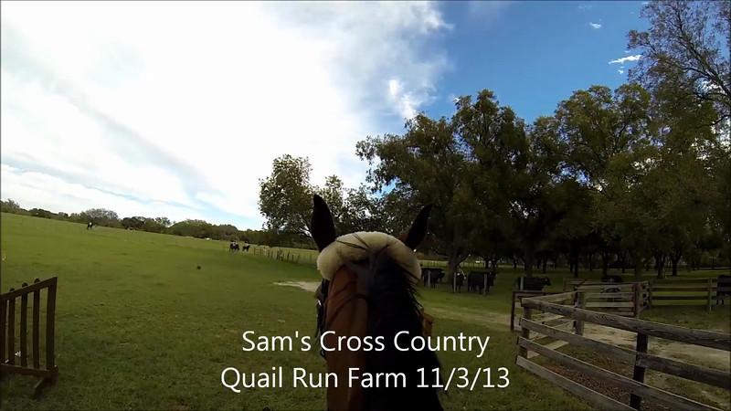 Sam's Cross Country Ride
